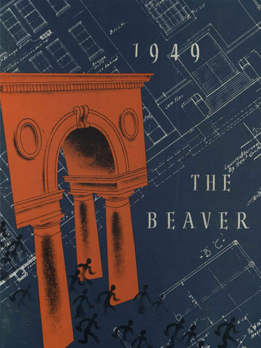The Beaver Yearbook, 1949, Historical Publications of Oregon State University