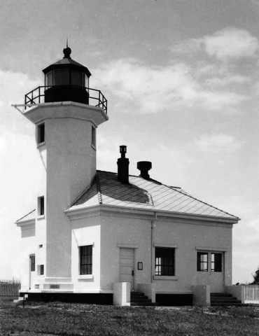 Arago Light House, Coos Bay, Oregon, The Siuslaw National Forest Collection