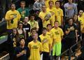 Student section, 2012
