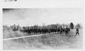 Military inspection day, 1916-1917