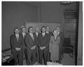 Beaver Boys State officials, Fall 1962