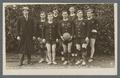 1912 Junior Interclass Champion basketball team