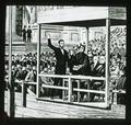Lincoln taking oath of office