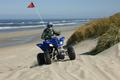 Dune Patrol on a Quad