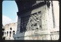 Arch of Constantine and Colloseum