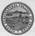 Letterhead seal used in 1889