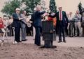 Agricultural and Life Sciences Building groundbreaking