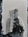 Wedding portraits? of Mrs. B. A. (Myrtle L.) Gifford