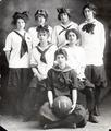 Class of 1917 women's basketball team