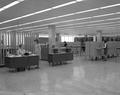 Library Card Catalog area