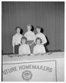 Future Homemakers of America conference, March 1962