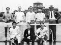 1942 Beaver rook tennis team