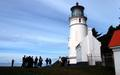 Heceta Lighthouse rededication, Coast Guard turning over to State Parks