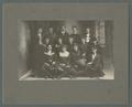 Portrait of the OAC women's basketball team, 1904?
