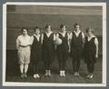 Junior volleyball champions, 1929