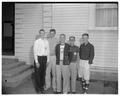 Beaver Boys State meeting on campus, June 1956