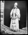 Sally Chapman, Indian, in costume
