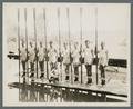 Oregon State College rowing team members, circa 1930