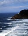 View of Heceta Head