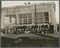 Group of participants in food technology short courses and meetings, circa 1935