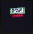 Sign for the Beaver Hut tavern