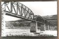 Oregon Trunk Railroad Bridge, completed and opened for service on January 7, 1912.