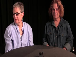 Oral History Interview with Marilyn Picariello and Kathryn Hunt: Video, Eugene Lesbian Oral History Project