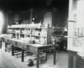 Chemical laboratory, Oregon Agricultural College