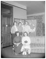 Associated Women Students officers for 1955