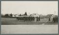 US Navy SATC cadets, marching formation, circa 1918
