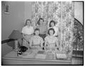 Associated Women Students officers for 1954-1955