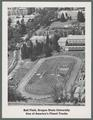 Aerial view of Bell Field, circa 1960