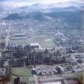 Aerial View, 1962, University of Oregon (Eugene, Oregon)