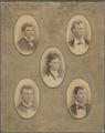 Composite portrait of the OAC class of 1878