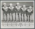 Women's swimming group, 1941