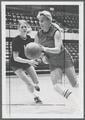 OSU women's basketball player Shirley Lagastee