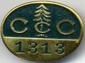 Civilian Conservation Corps pin