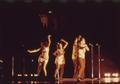 5th Dimension performing on campus