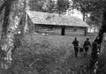First Forestry Club cabin