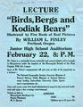 Birds, Bergs and Kodiak Bears