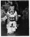 Native American boy at Powwow