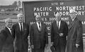 Pacific Northwest Water Laboratory Dedication