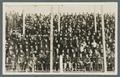 Rooters in the stands, circa 1914