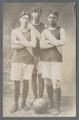 Basketball team 1906-1910