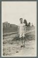 OAC track athlete, Oliver, circa 1920