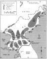 The Deployment of Ground and Naval Forces in North Korea