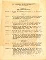 OAC Biology Club constitution, 1921