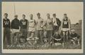 1910 WSC track team at OAC