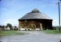 Round barn, northeast of Lostine on Magdin Farm