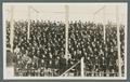 Rooters in the stands, circa 1916
